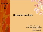 Презентация customer markets