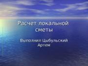 Презентация Цыбульский А.И.