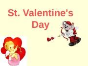 Презентация den svyatogo valentina v velikobritanii