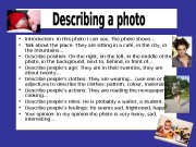 Презентация describing-a-photo-111109123004-phpapp01