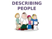 Презентация describing-people2 amend