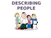 Презентация describing-people2 amend
