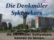 Ich schlage ihnen vor,  die Denkmäler Syktywkars