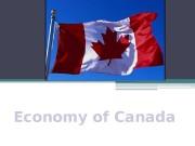 Economy of Сanada  The eleventh-largest economy in