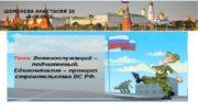 ШЕМЕНЕВА АНАСТАСИЯ 10  «Б» КЛАСС  Начальник