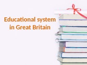 Educational system in Great Britain  Boarding school