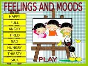 Презентация emotions — feelings and mood pp 1