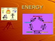 ENERGY  Nuclear Energy  Chemical energy