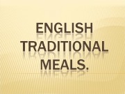 Each country has its own traditional cuisine, which