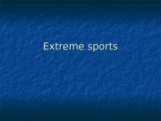 Презентация extreme-sports