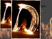 Танцы с огнем. Огненное шоу (англ.  fire