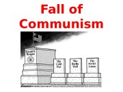 Презентация fall of communism yugoslavia