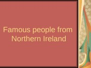 Famous people from Northern Ireland  Thomas Andrews