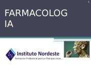 FARMACOLOG IA 1  Drogas usadas en la