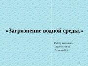 Презентация file 20100309100444