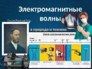 Электромагнитные волны в природе и технике Генрих Рудольф