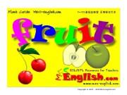 Презентация fruit