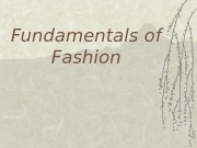 Fundamentals of Fashion  Fashion Terminology  Haute