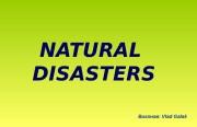 Презентация Галак Nature disasters
