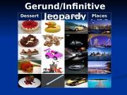 Презентация gerund inf presentation