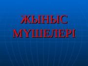 Презентация Жыныс м8шелер3н34 09рылысы