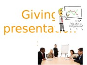Презентация giving presentations ВЕ