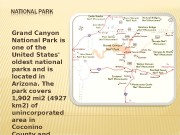 Grand Canyon National Park is one of the