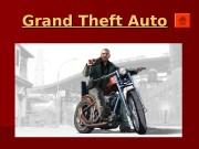 Grand Theft Auto  Grand Theft Auto (серия