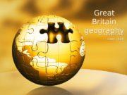 Great Britain geography Great Britain geography Akunets M.