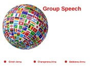 Group Speech   Girich Anna