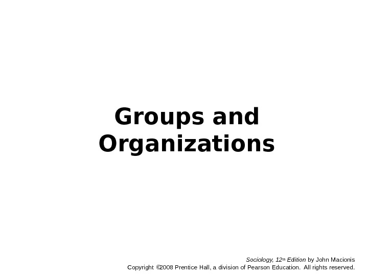 Religion sociology, 12th edition by john macionis ppt video.