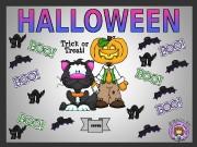 Презентация halloween game