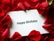 Happy Birthday  Поздравляю тебя с твои днем