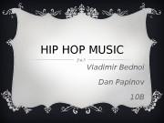 HIP HOP MUSIC Vladimir Bednoi Dan Papinov 10