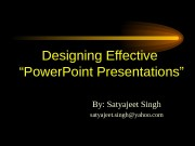 Презентация how-to-make-effective-presentation-23836