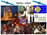 Galicia — Galiza  Andalucía  Islas Canarias