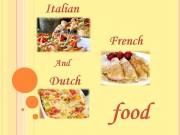 Презентация italian