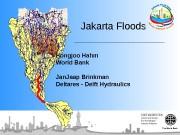 Презентация jakarta.floods