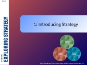 Johnson, Whittington and Scholes ,  Exploring Strategy