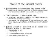 Презентация judicial power const council