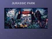JURASSIC PARK  JURASSIC PARK Парк юрского периода