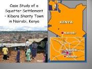 KIBERA PROBLEMS && SOLUTIONS  PROBLEMS  homelessness