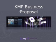 KMP Business Proposal. We are cloud & social