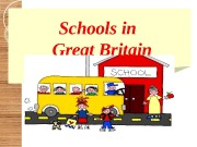 Schools in  Great Britain  Education in