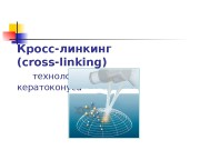 Презентация Кросс-линкинг cross-linking