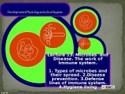 Презентация lecture 13. microbe and disease. immune system