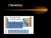 Chemistry  The sub-atomic particles: protons, neutrons, electrons