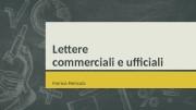 Lettere commerciali e ufficiali Patrizia Petricola  1.