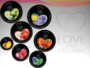Новая серия органической  косметики Безудержный микс органических