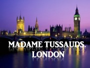 Мадам Тюссо былахудожницейижилав Европеболее 200 -хлетназад.